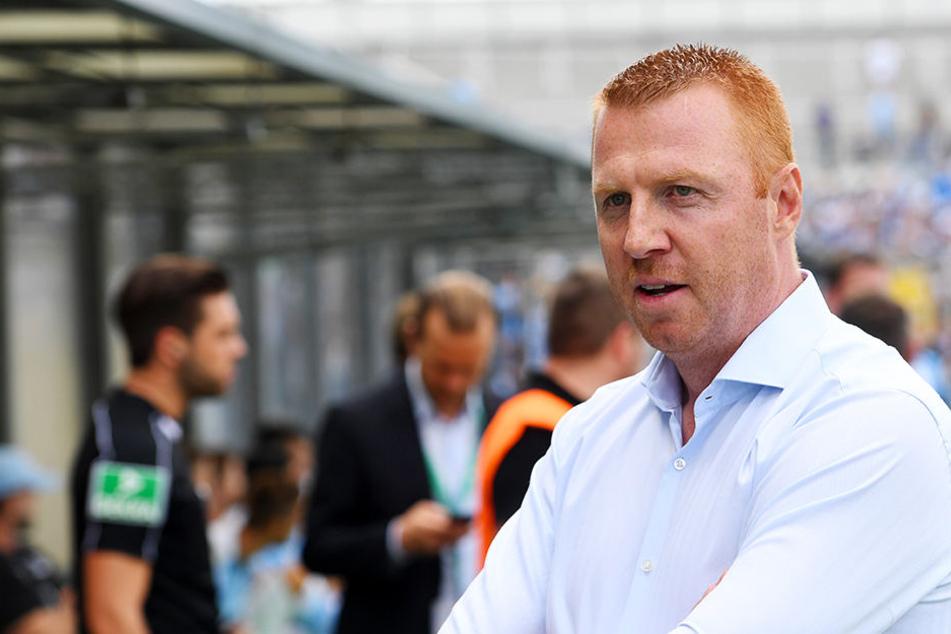 Wird Maik Walpurgis der neue Trainer von Dynamo Dresden?