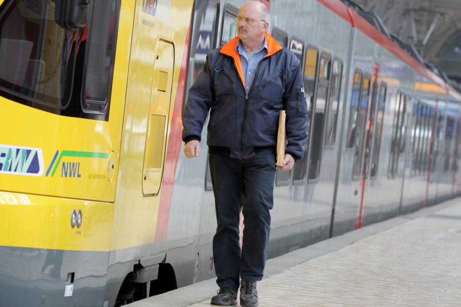 Die Hessische Landesbahn hat mit einer Grippewelle zu kämpfen. (Symbolbild)