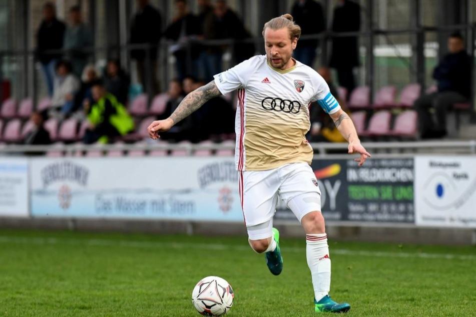 Patrick Ebert wechselt vom FC Ingolstadt zu Dynamo.