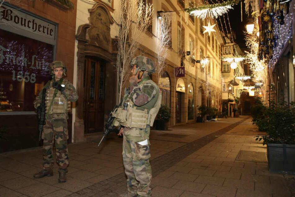 Auch der mutmaßliche Attentäter von Straßburg soll sich im Gefängnis radikalisiert haben.