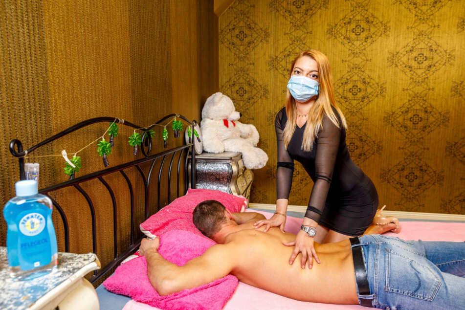 """Derzeit ist die Prostitution coronabedingt """"gebremst"""": Überall müssen die Abstandsregeln eingehalten werden"""