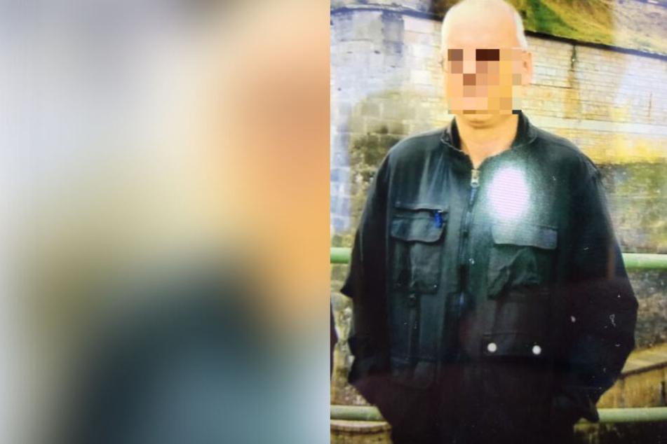 Mann wurde von Zug angefahren und wird jetzt vermisst: Wer hat ihn gesehen?