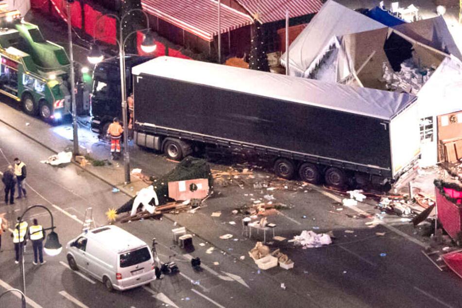 Beweise zum Berlin-Attentat vertuscht? Tunesier soll vernommen werden
