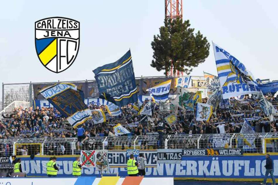 Stadtrat stimmt gegen Südkurve! Jena-Fans sind enttäuscht und sauer