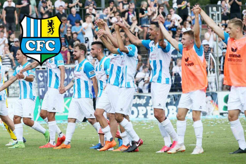 CFC bedankt sich nach drei Siegen in Folge bei den Fans