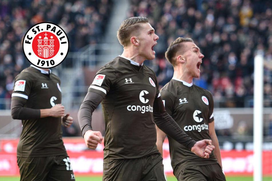 FC St. Pauli plant gegen auswärtsstarken Tabellenführer den großen Coup