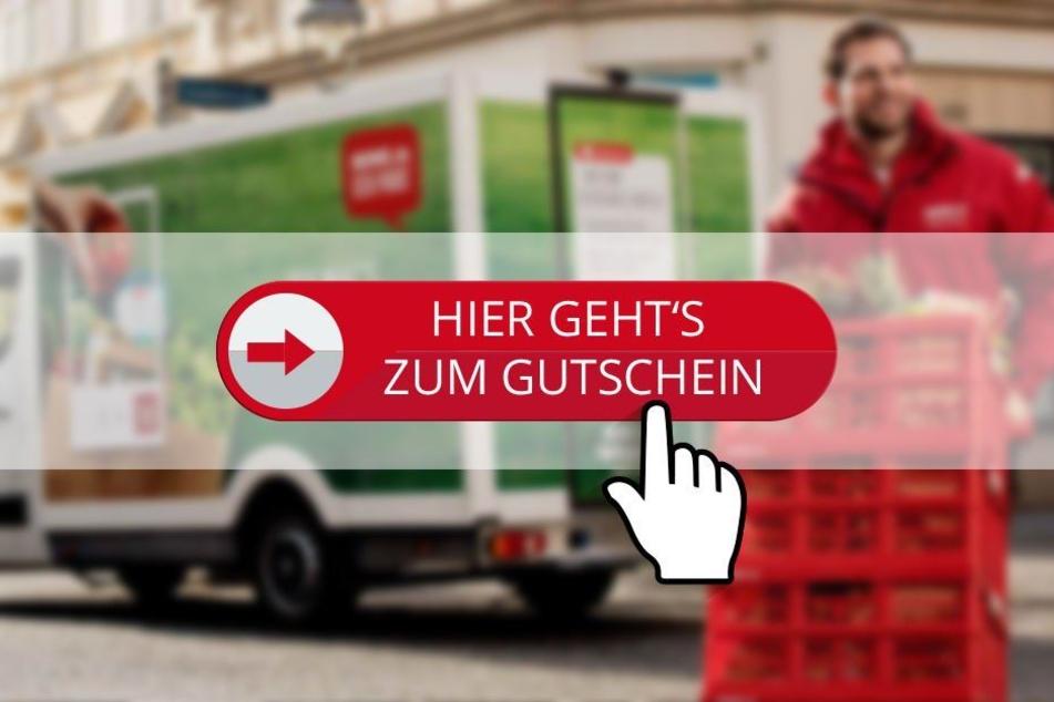 Code-Aktion bei REWE in Berlin: So spart Ihr beim Online-Einkauf