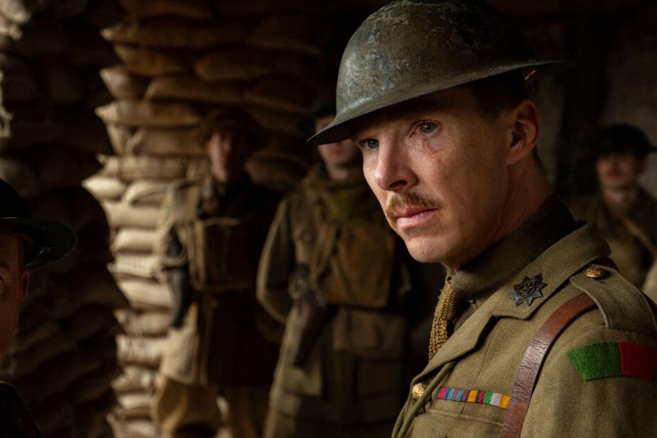 Ihm müssen Blake und Schofield die Nachricht überbringen: Colonel MacKenzie (Benedict Cumberbatch).