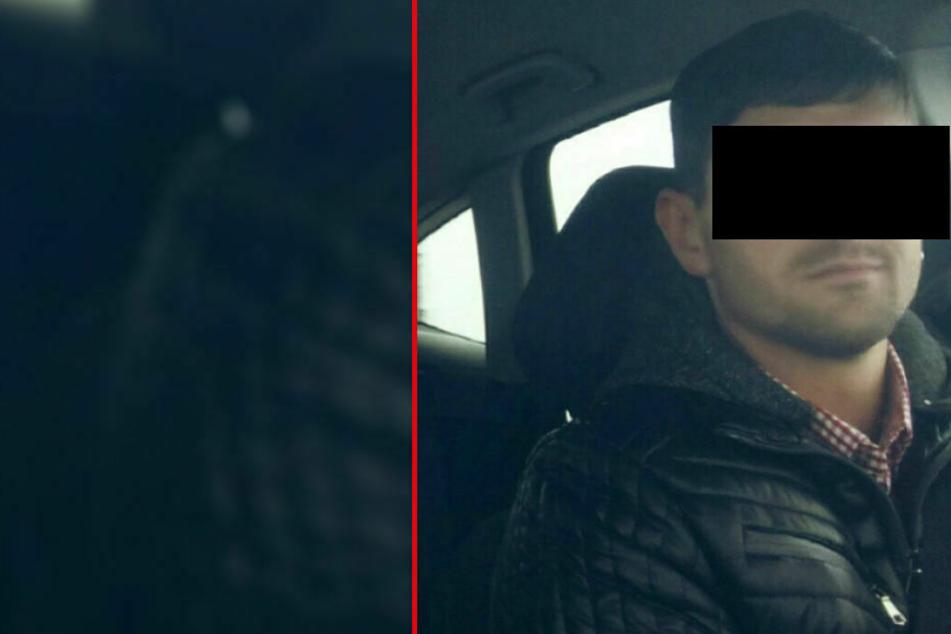 Der 30-Jährige aus Hartmannsdorf (Landkreis Mittelsachsen) soll seine frühere Lebensgefährtin gestalkt haben.