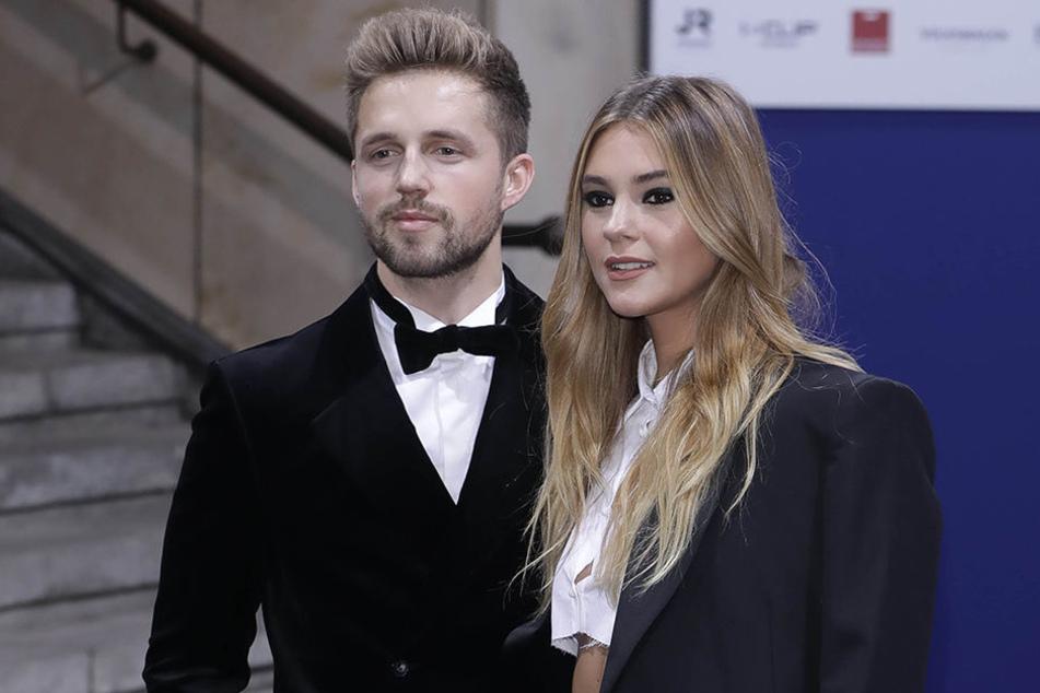 Marcus Butler (links) und Stefanie Giesinger sind ein Paar.