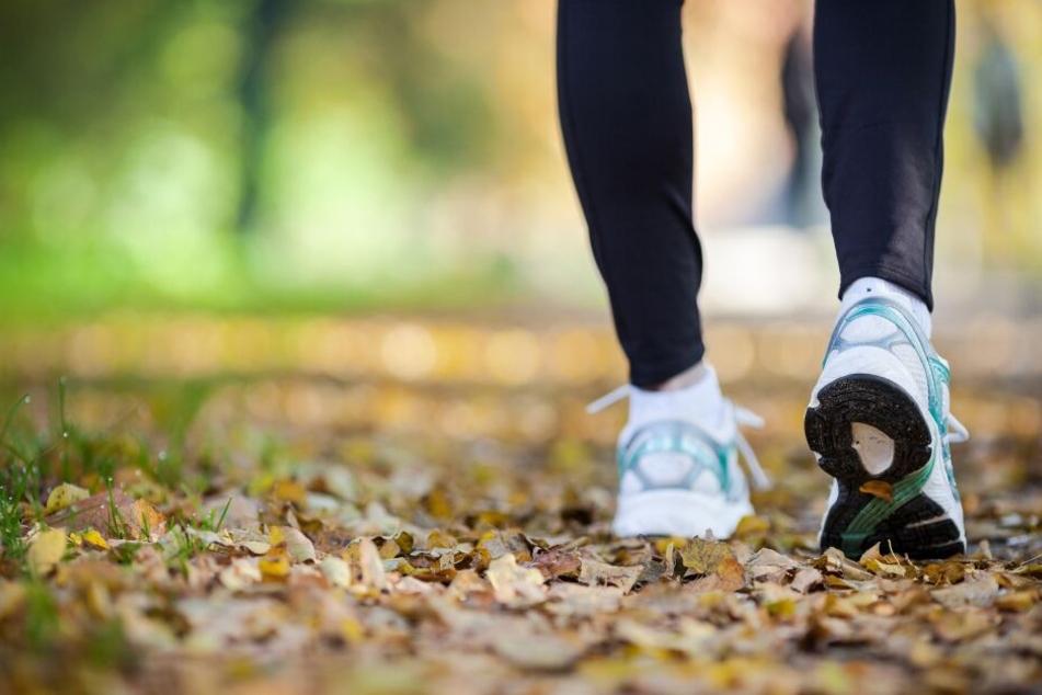Achtfache Mutter geht joggen und macht schreckliche Entdeckung