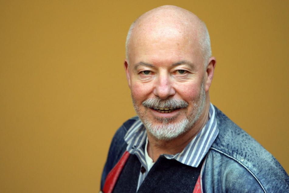 Schauspieler Bill Mockridge (70).
