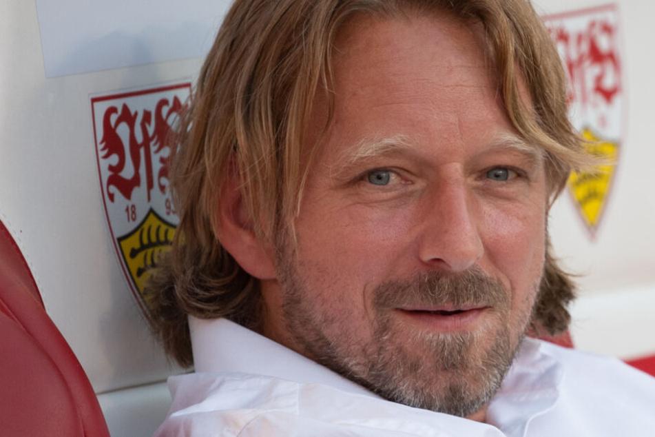 VfB-Sportdirektor: Sven Mislintat.