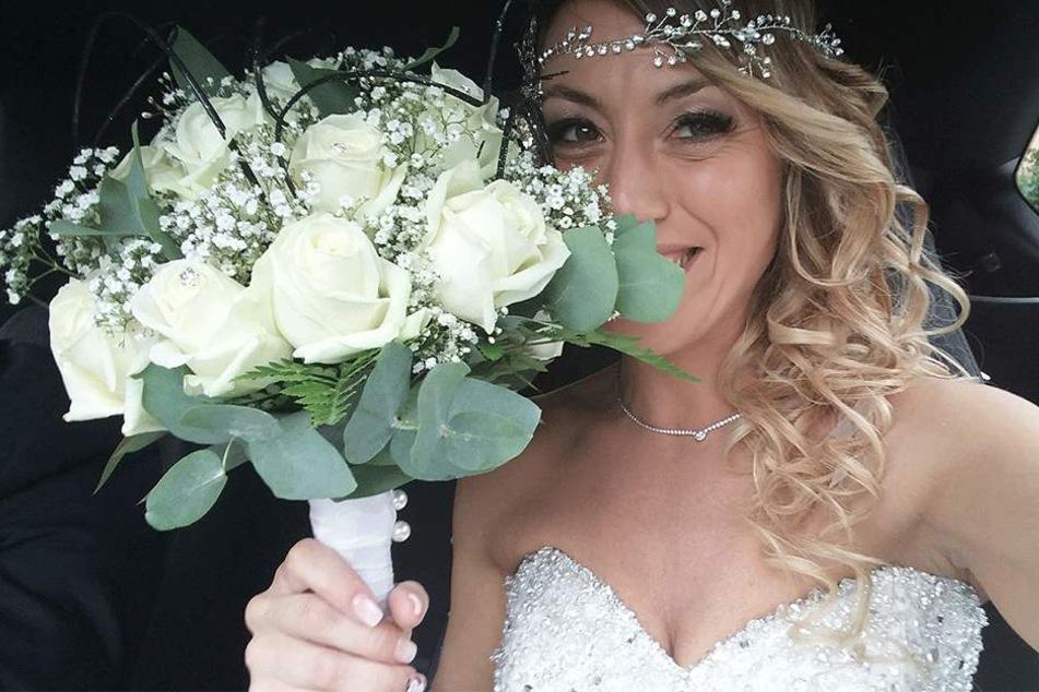 Sie steckt 10.000 Euro in ihre Hochzeit: Doch es ist nicht zu glauben, wen sie heiratet