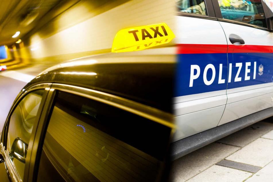 Mann wird überfallen und flieht mit Taxi: Nun ermittelt die Polizei gegen ihn!