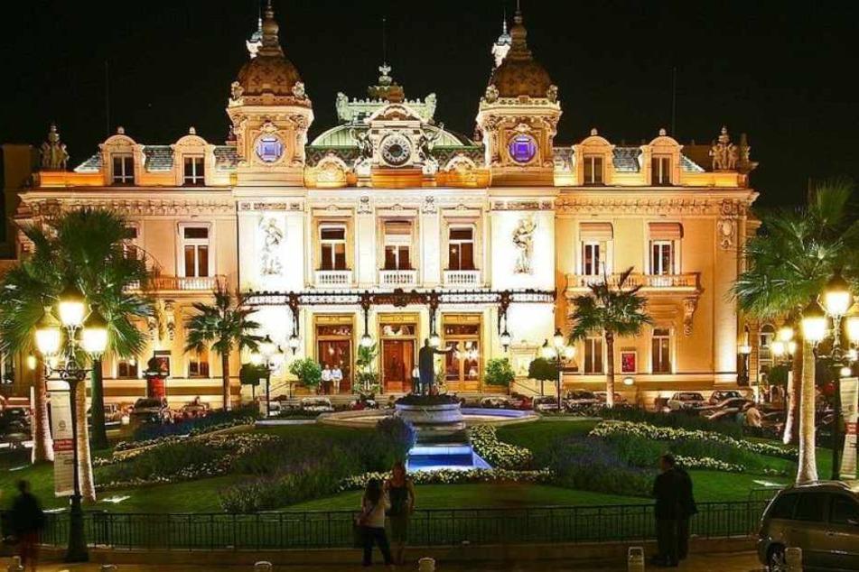 Auch das Casino Monte-Carlo gehört zur Liste der extravagantesten Spielhallen der Welt!