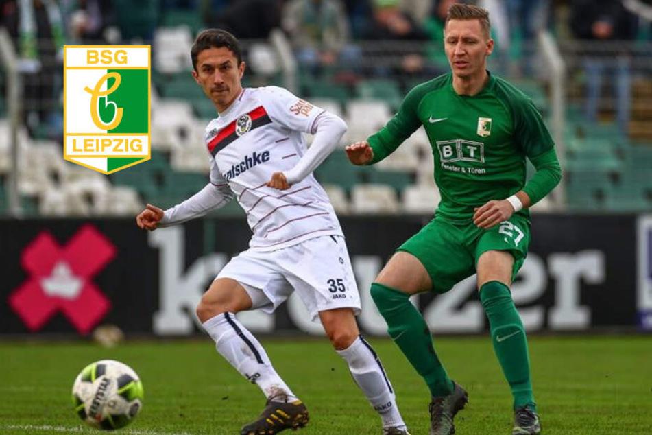 Auf diesen Gegner trifft Chemie Leipzig in der 3. Sachsenpokal-Runde