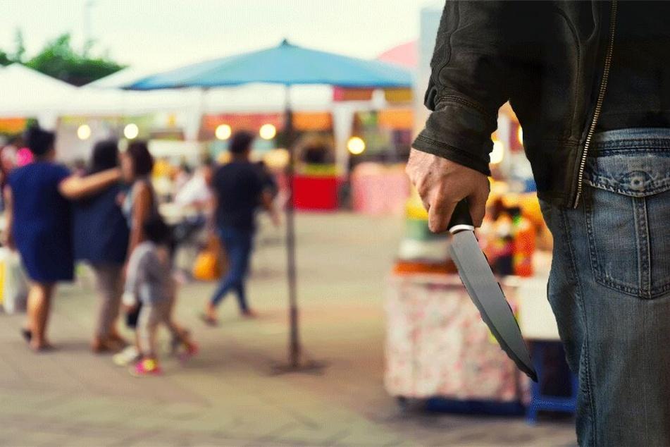 Maximal sechs Zentimeter: Wird das Tragen von langen Messern bald strafbar?