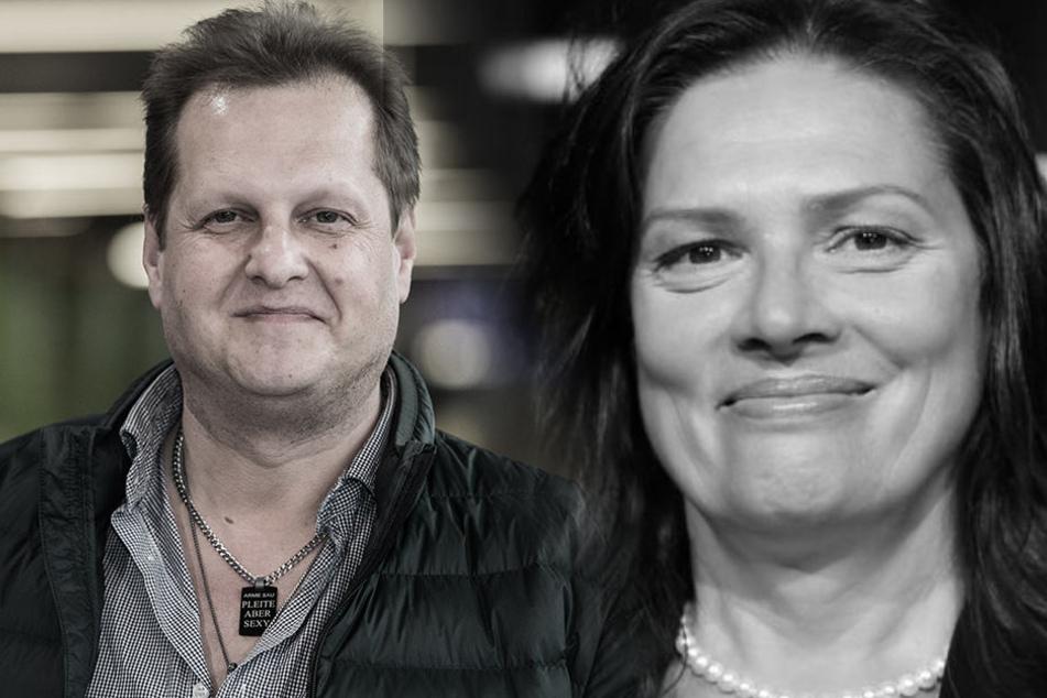 Jens Büchner und Stefanie Tücking.
