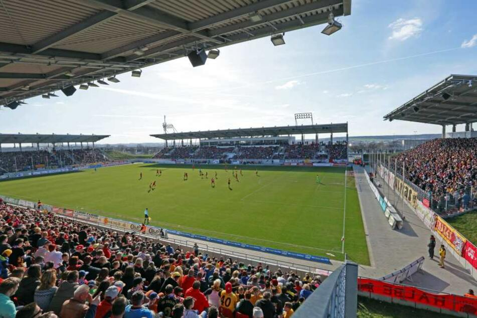Dynamo wird sein Erstrundenspiel gegen TuS Koblenz am 11. August in Zwickau austragen.