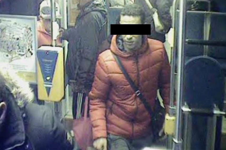 Der mutmaßliche Sex-Täter von Eutritzsch stellte sich der Polizei, nachdem er sein Fahndungsfoto gesehen hatte.