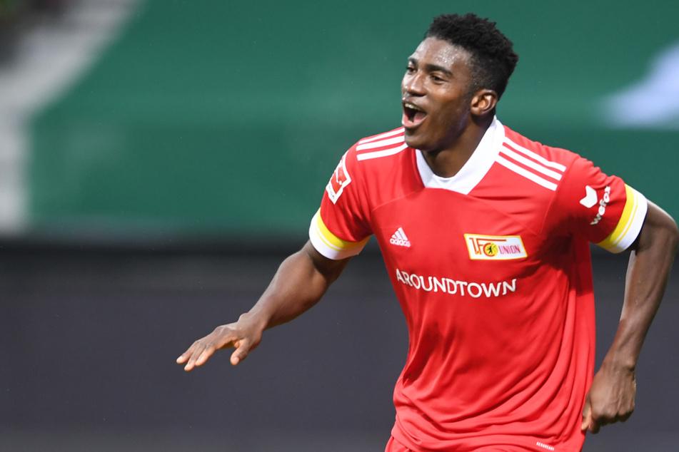Taiwo Awoniyi (23) steht offenbar vor der Rückkehr zu Union Berlin. In der vergangenen Saison spielte der Nigerianer bereits auf Leihbasis für die Eisernen.