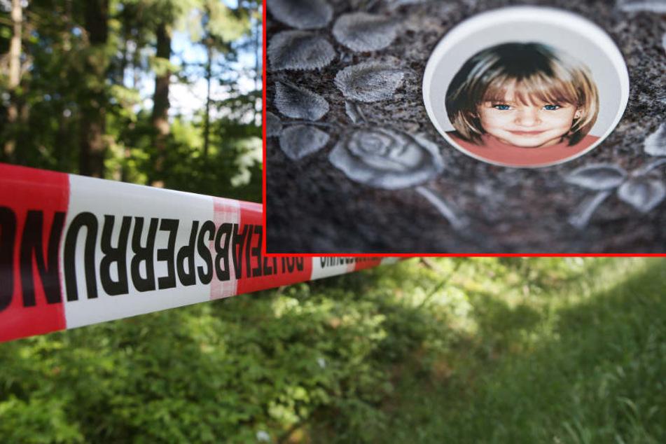 Peggys Leiche wurde im Thüringer Wald gefunden.