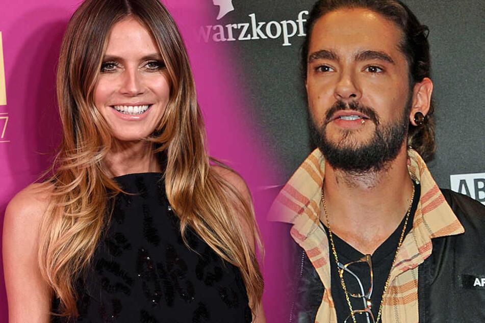 Beziehung mit Heidi Klum: Jetzt äußert sich Tom Kaulitz erstmals öffentlich