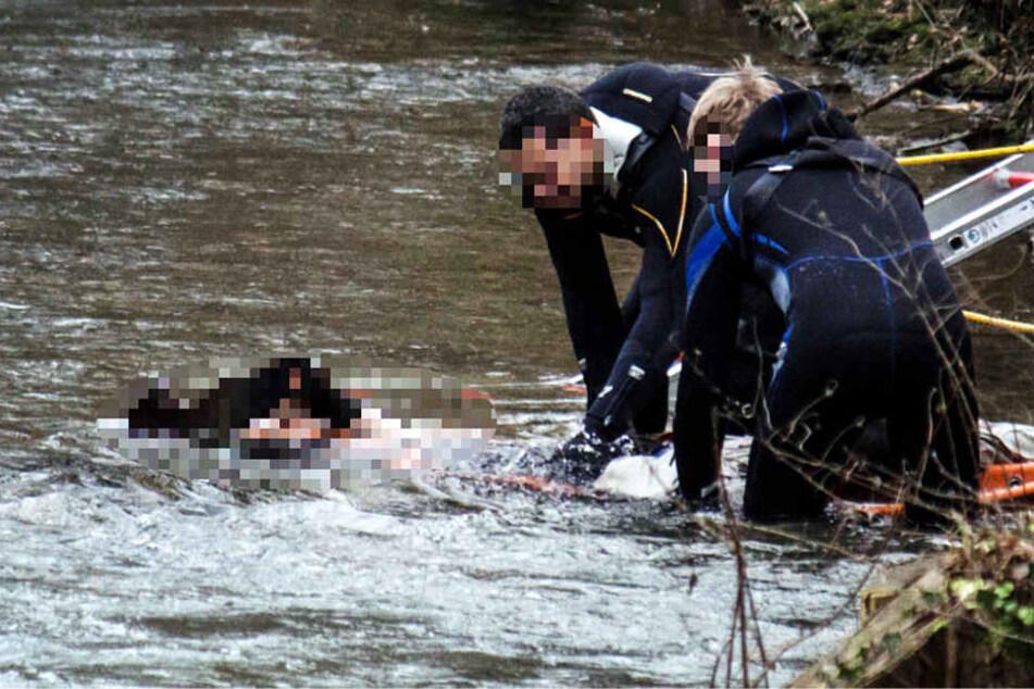 Der Leichnam wurde im Uferbereich des Mains entdeckt (Symbolbild).
