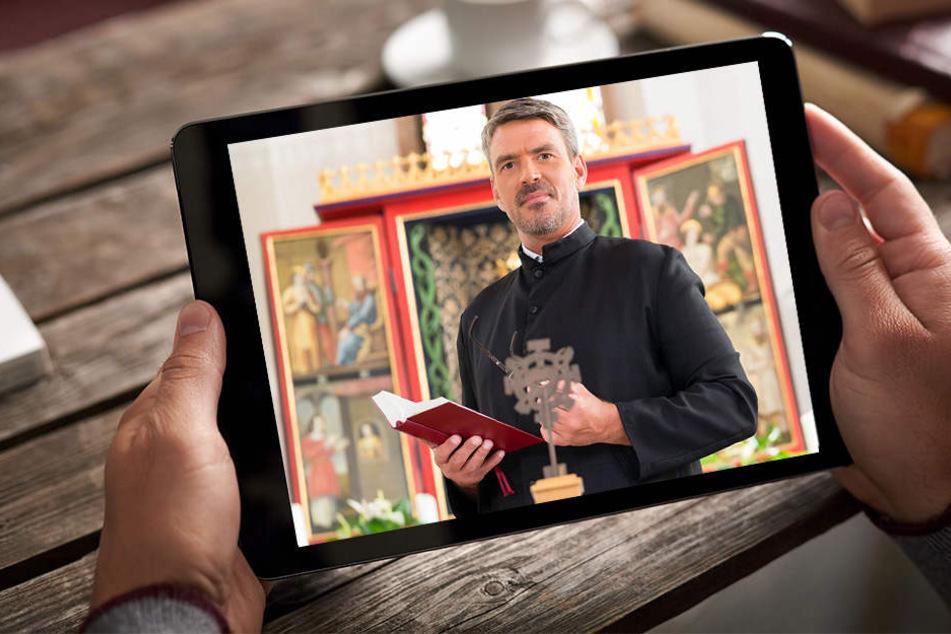 Digitale Medien werden auch für die Kirche immer wichtiger. (Symbolbild)