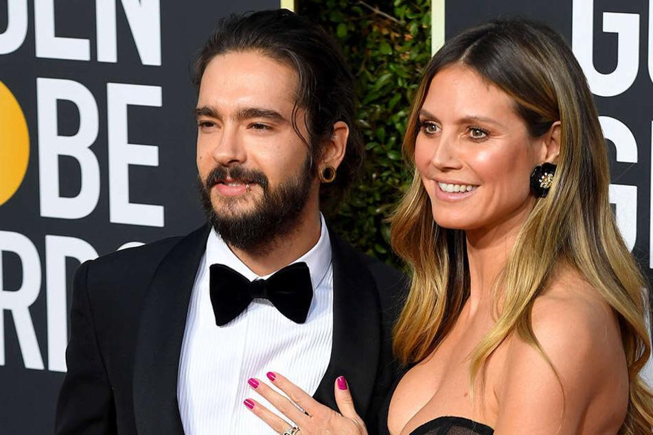 Bill Kaulitz spricht über Tom und Heidi Klum-Hochzeit