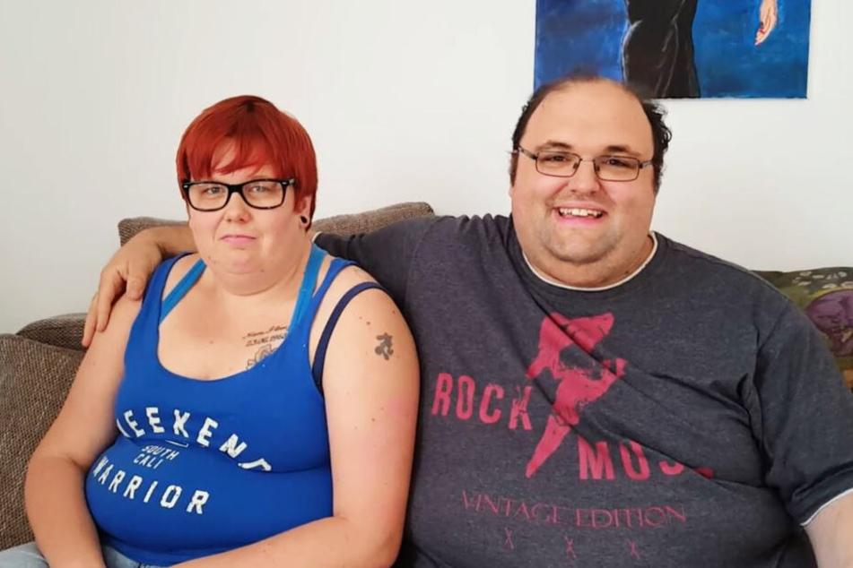 Annika und Ingo bei der Bekanntgabe ihrer Beziehung vor etwa einem Jahr.