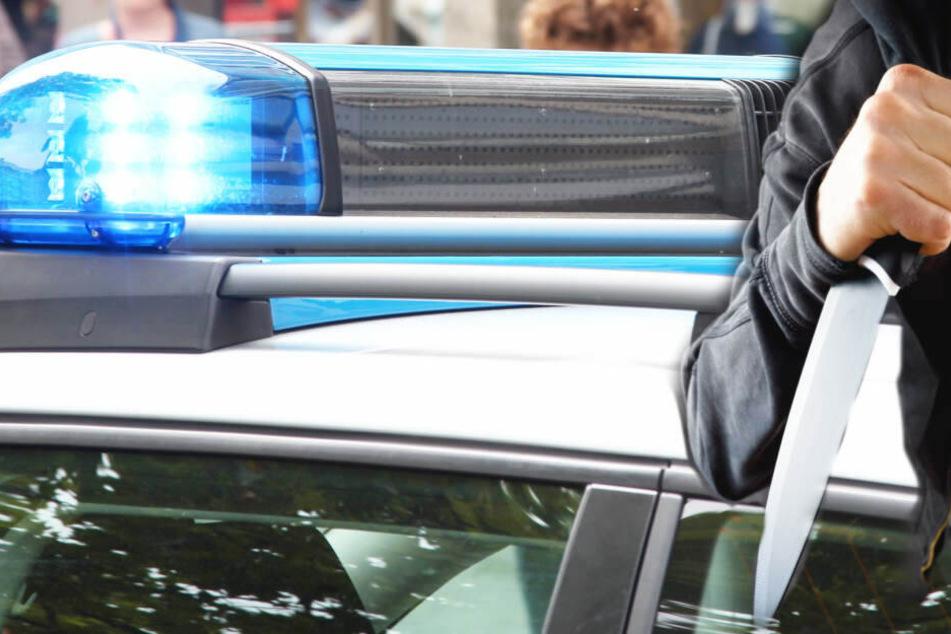 Aus dem Nichts: Teenager wird von hinten mit Messer attackiert