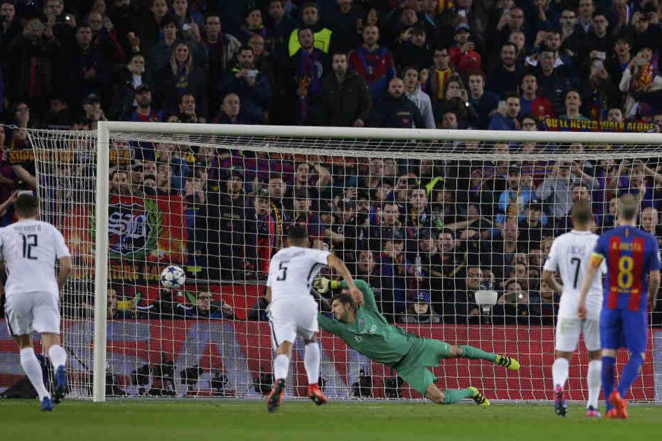 Mit drei Toren in den letzten sieben Minuten hat der FC Barcelona das Fußball-Wunder geschafft.
