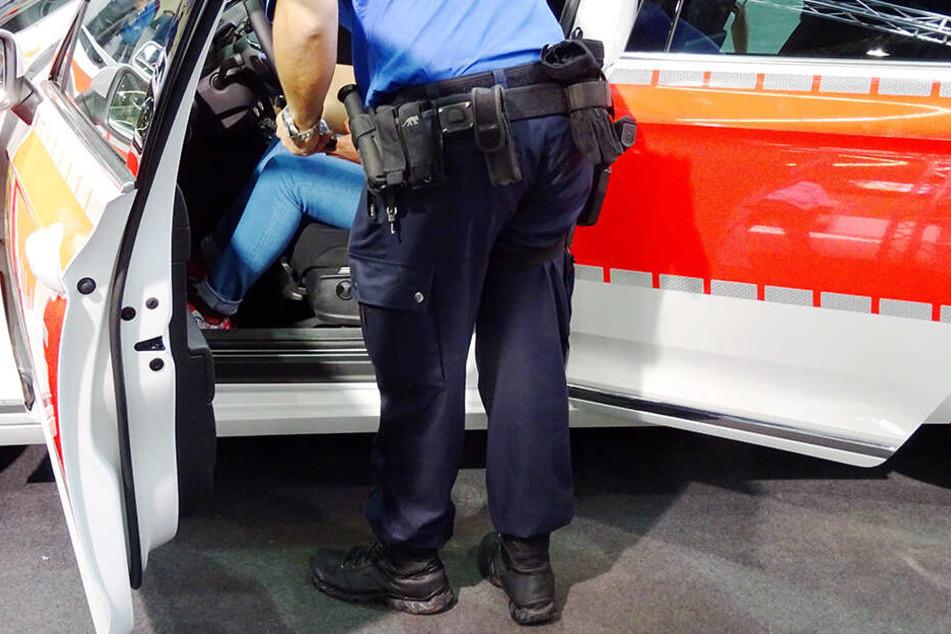 Im schweizerischen Schaffhausen mussten Polizisten als Geburtshelfer ran. (Symbolbild)