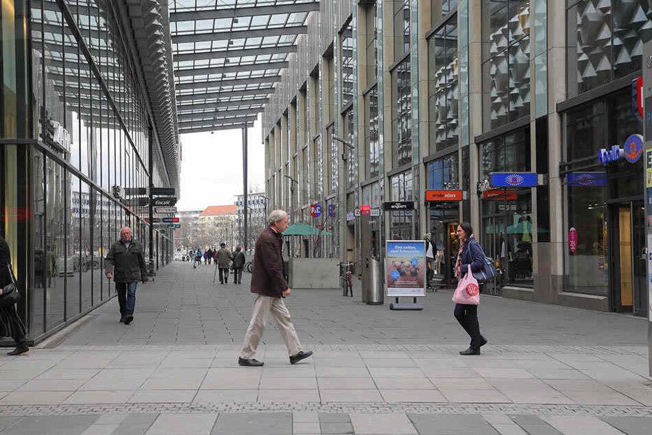 Die Trompeterstraße ist immer wieder Einsatzort für die Polizei.