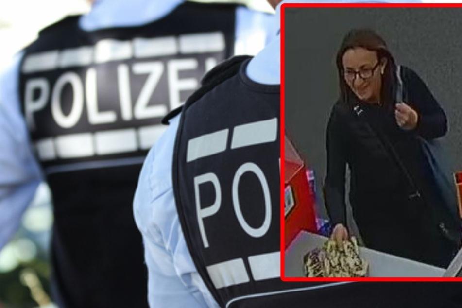 Die Polizei sucht diese Betrügerin aus Erfurt