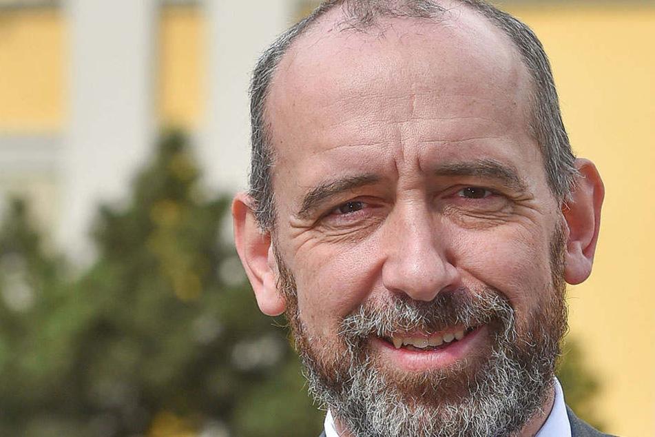 Wieder Genosse: Bautzens OB Alexander Ahrens war als Student schon SPD-Mitglied.