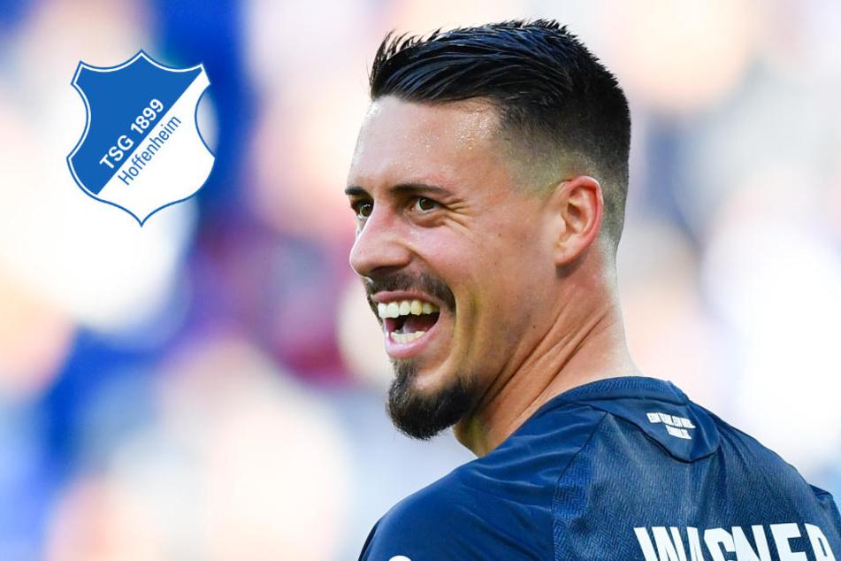 """""""Bester Verein Deutschlands!"""" Sandro Wagner wechselt nach München"""