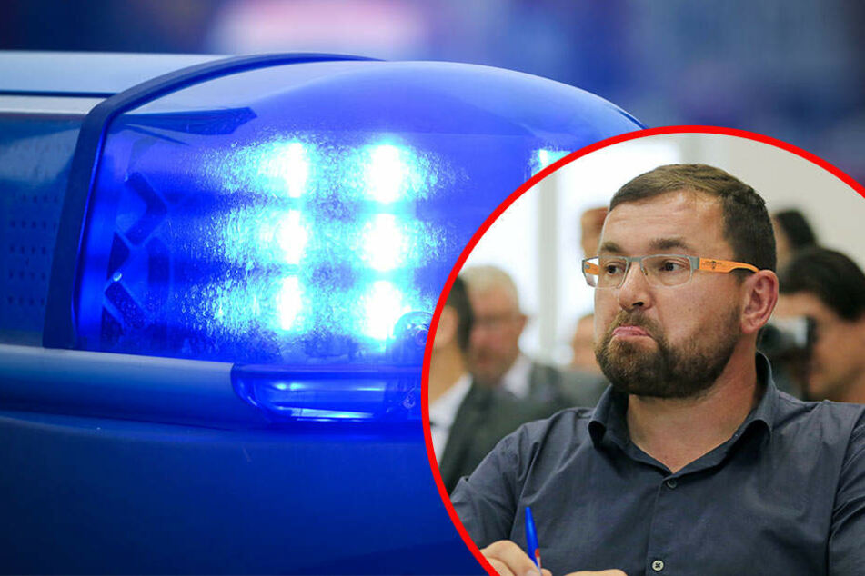 In der Nacht zum Samstag wurde in Bitterfeld das Büro von dem AfD-Landtagsabgeordneten Volker Olenicak attackiert.