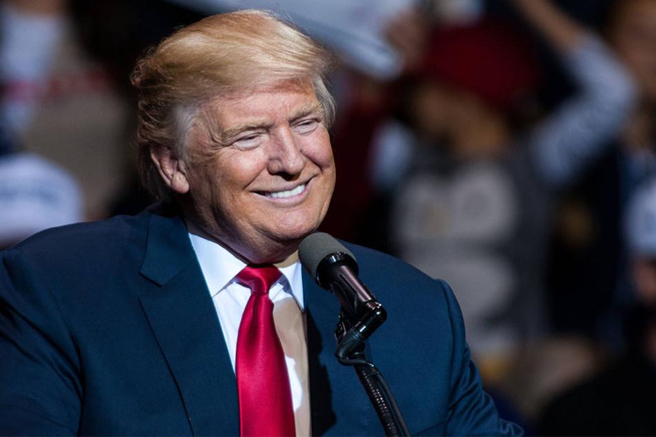 Die US-Wahlen wurden in Deutschland und der Welt am meisten diskutiert.