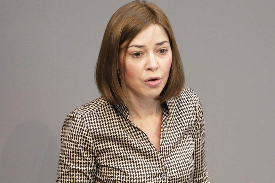 Die Vogtländerin Yvonne Magwas (38, CDU) ist jetzt Vorsitzende der Gruppe der Frauen in der Unionsfraktion.