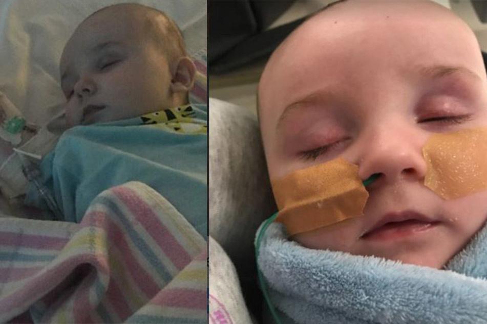 Baby hat Hirnhautentzündung: Notaufnahme weist Mutter zwei Mal ab