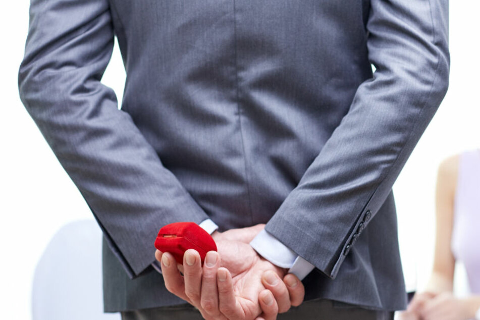 Der geplante Heiratsantrag ging ordentlich schief. (Symbolbild)