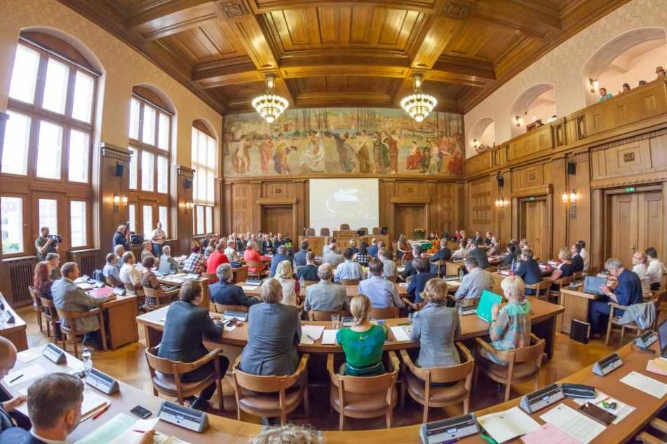 Der Stadtrat hat zugestimmt, für Klassenfahrten in eine KZ-Gedenktstätter 30 Euro pro Schüler zu übernehmen.