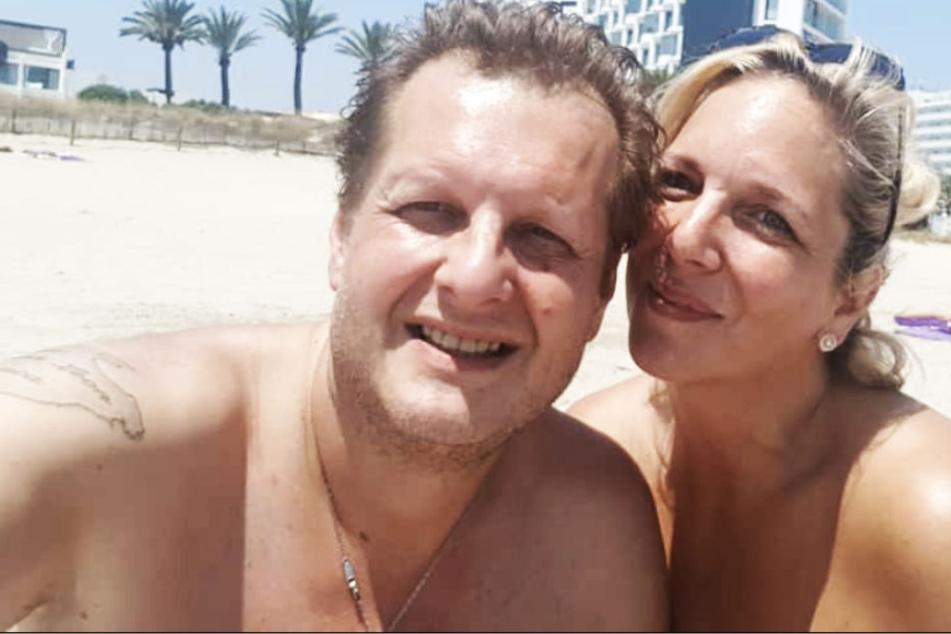 FKK kennt sonst nur Malle-Jens! Liegt Danni Büchner hier nackt am Strand?