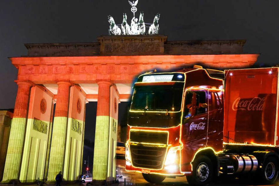 Coca Cola Sagt Berlin Ab Dieses Jahr Keinen Weihnachtstruck