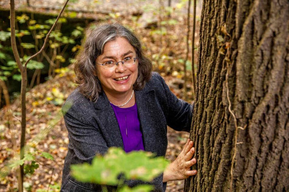 Umweltbürgermeisterin Eva Jähnigen (53, Grüne) ist für den Dresdner Klimaschutz verantwortlich.