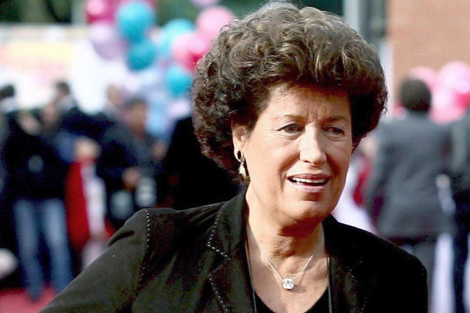 Modeschöpferin Carla Fendi ist im Alter von 80 Jahren gestorben.