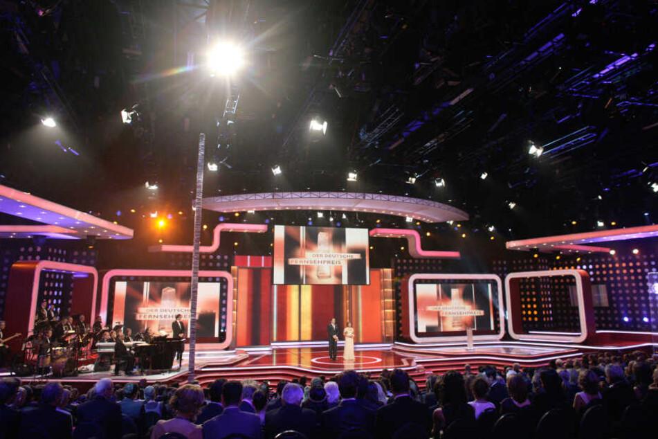 2020 wird die Verleihung des Deutschen Fernsehpreises wieder live im TV übertragen (Archivbild).